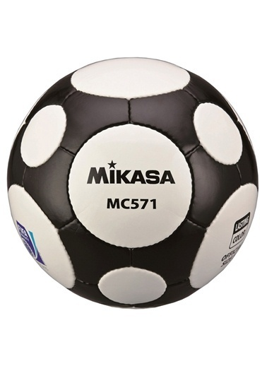 Fifa Onaylı MC571-WBK Futbol Maç Topu - Siyah & Beyaz-Mikasa